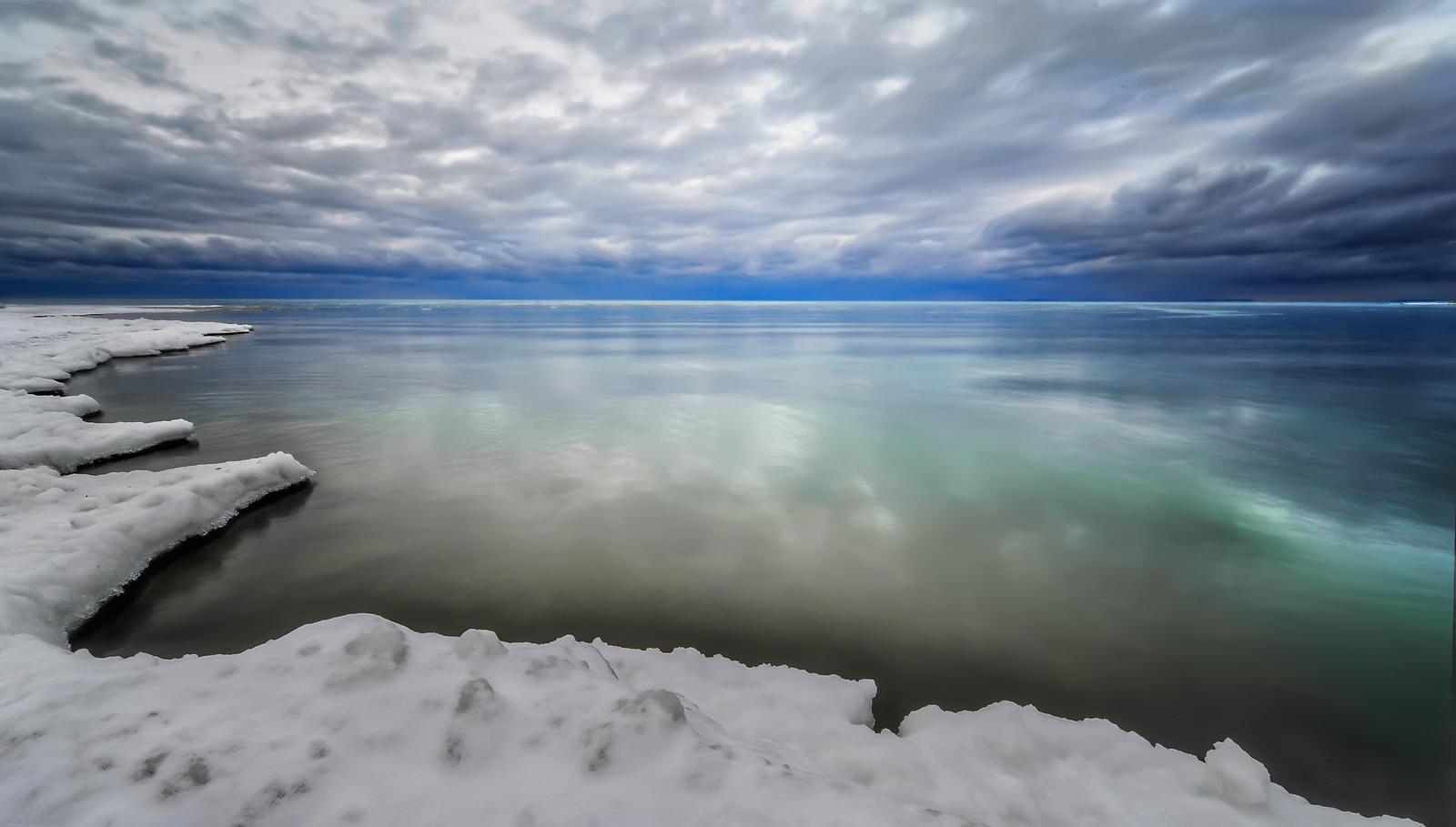 Frozen Edges of Georgian Bay